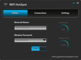 Wifi Hotspot Screenshot