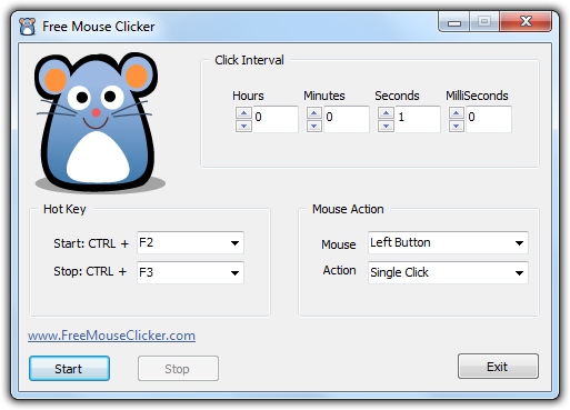 Auto Mouse Click Software Utility Serial Number